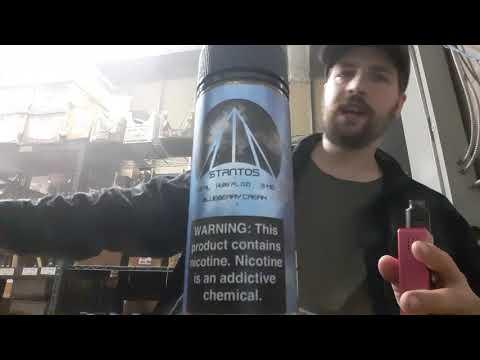 Strntos by Atmosphere E-Liquids ( Perfect 10 ) ( All Day Vape ADV