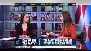MSNBC - Chris Jansing S.E. Cupp 11 02 10