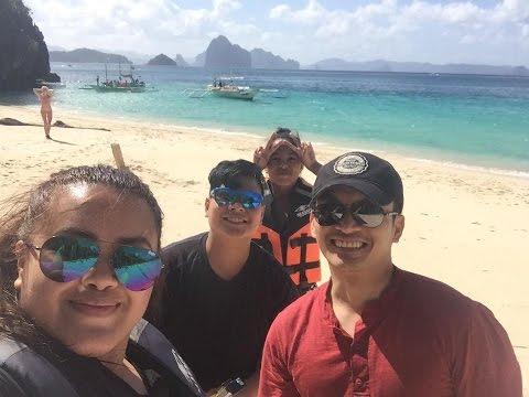 El Nido - Tour A - Island Hopping