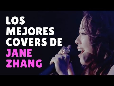 Jane Zhang Sus Mejores Covers / Jane Zhang Best Covers