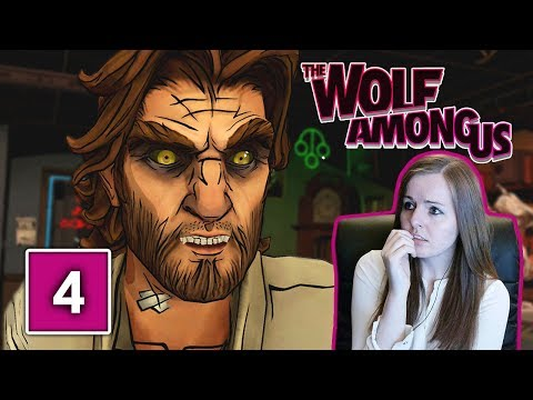 IN SHEEP'S CLOTHING | The Wolf Among Us Gameplay Walkthrough - Full Episode 4