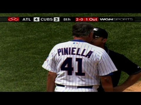 Lou Piniella joins Chicago Cubs' Marquee Sports Network