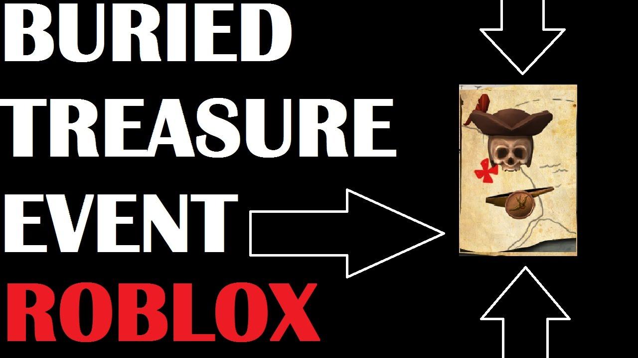 Roblox event buried treasure