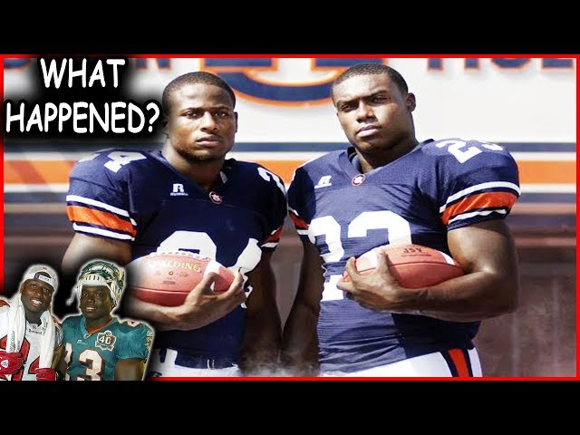 What Happened to Cadillac Williams and Ronnie Brown?