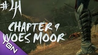 Castlevania: Lords of Shadow (PC) Gameplay Walkthrough #41- - Chapter 9 - Woes Moor