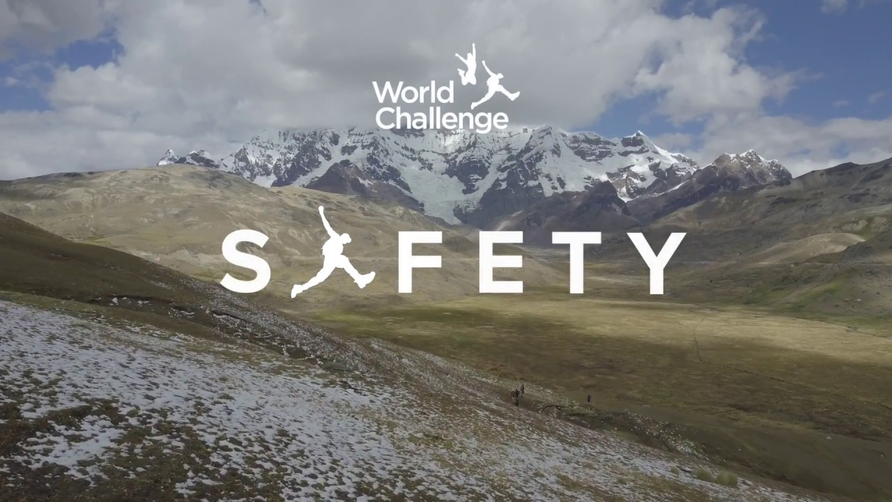 World Challenge // SAFETY