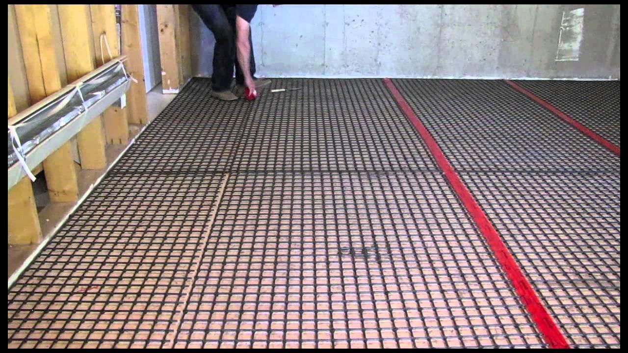 Ventgrid Subfloor Installation Demonstration Youtube