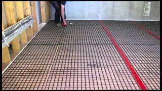 Ventgrid Subfloor Installation Demonstration
