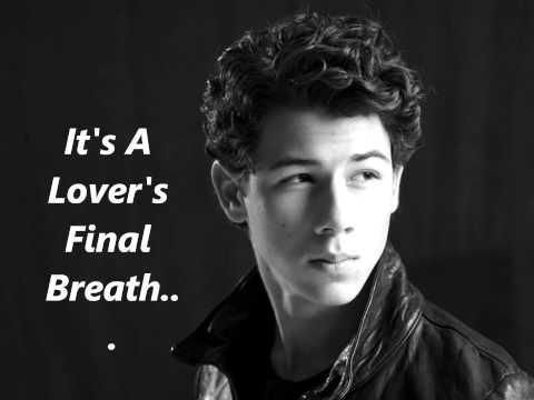 Vesper's Goodbye - Nick Jonas & The Administration Lyrics Video