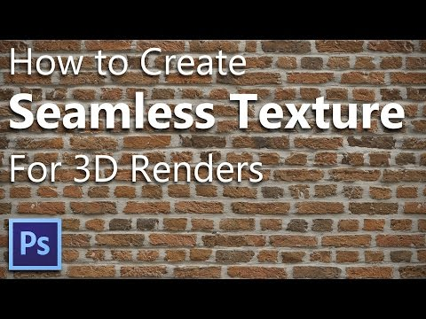 How To Create Seamless Texture In Photoshop