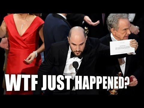 #OscarsSoWTF