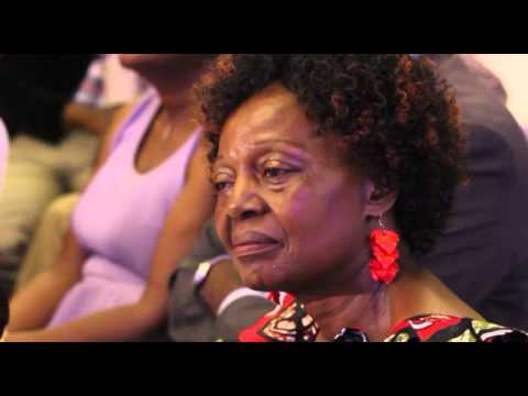 Gloria's Speech at Sheraton hotel ,Kampala