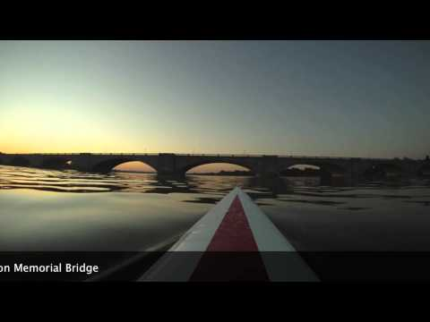 Potomac River Rowing Tour