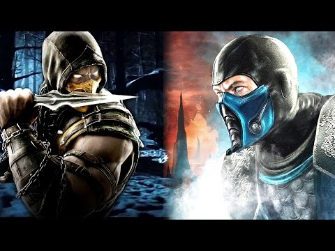 The Scorpion and Sub-Zero Story