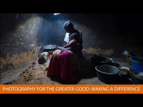 Photography for the Greater Good: Making a Difference with David Middleton