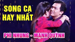 Phi Nhung 2020 - Phận Tơ Tằm và những ca khúc song ca hay nhất with Mạnh Quỳnh của Phi Nhung