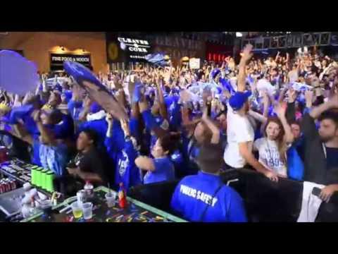 Royals 2015 World Series Parade feat. TECH N9NE's Royals Anthem