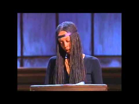 Def Jam Poetry - Erykah Badu - Friends, Fans, & Artists Must Meet