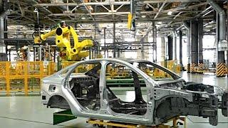Lada Vesta. OpenDay на Ижевском Автозаводе. часть1.(OpenDay на Ижевском Автозаводе в связи с 50-ти летием