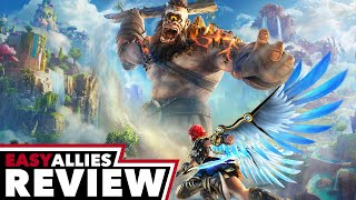 Immortals Fenyx Rising - Easy Allies Review (Video Game Video Review)