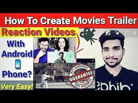 download how to make reaction videos | how to | make reaction videos on android phone