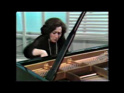 Tania Achot-Haroutounian Plays Liszt
