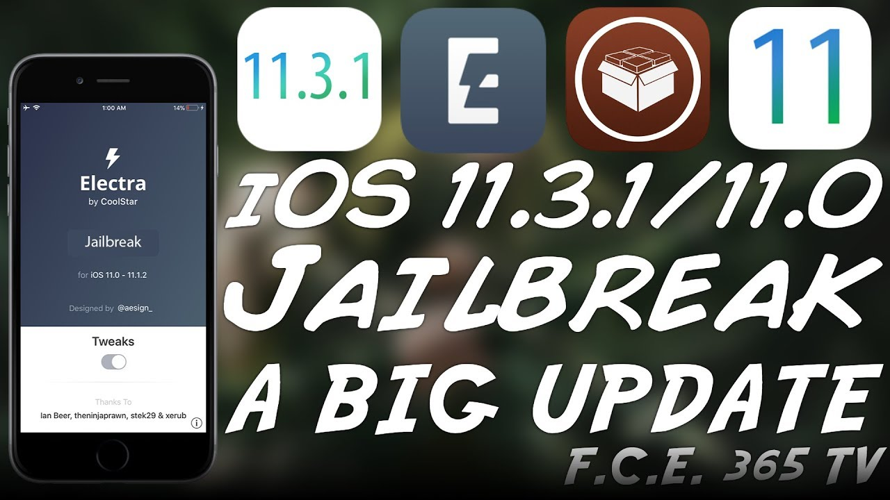 Updating jailbreak to 6 1 2