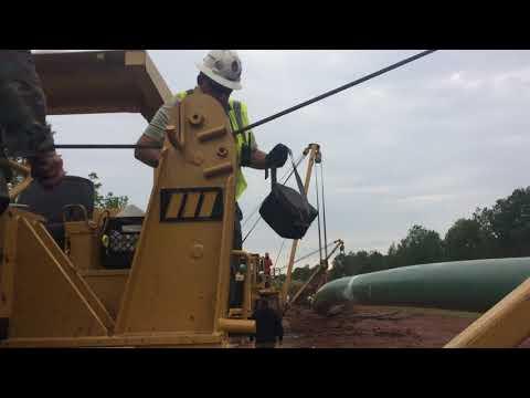 8/21/17 Water Protectors Shut Down Line 3 Pipeline