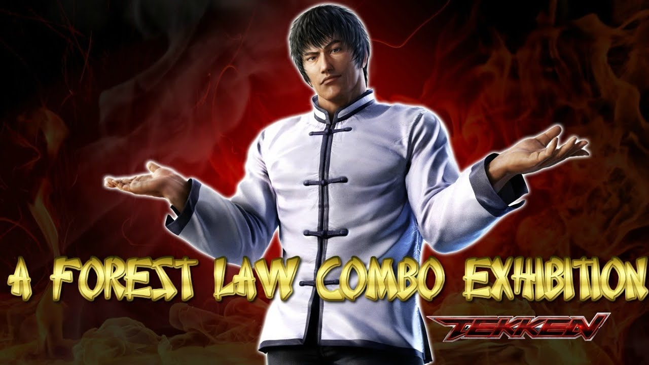Tekken Tag Tournament 2- Forest Law The Roaring Dragon- A ...
