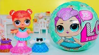 Куклы ЛОЛ выбирают новое платье! КОНКУРС! Видео для детей Мультик про Игрушки   TOYS AND DOLLS