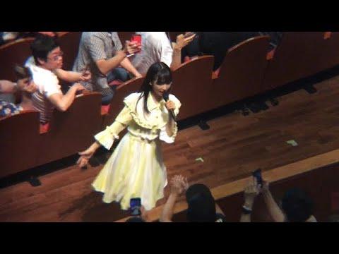 2019/8/17 AKB48 全国ツアー2019 〜楽しいばかりがAKB!〜 チームA ウェスタ川越 ロマンティック準備中 撮影タイム