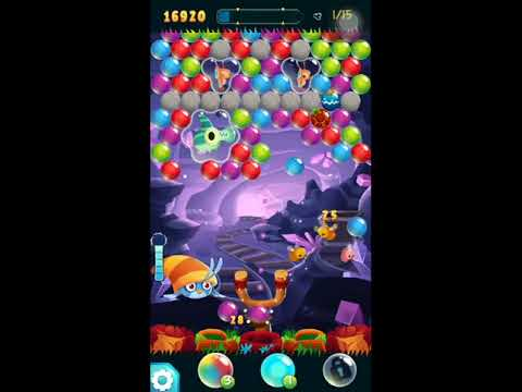 Angry Birds Stella Pop Level 64