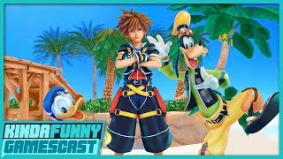 Kingdom Hearts 3 Impressions So Far - Kinda Funny Gamescast Ep. 207