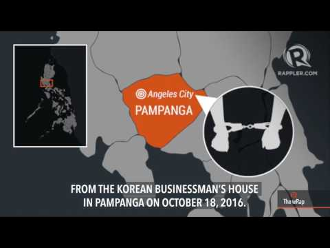 DOJ indicts cops for kidnap, death of Korean businessman