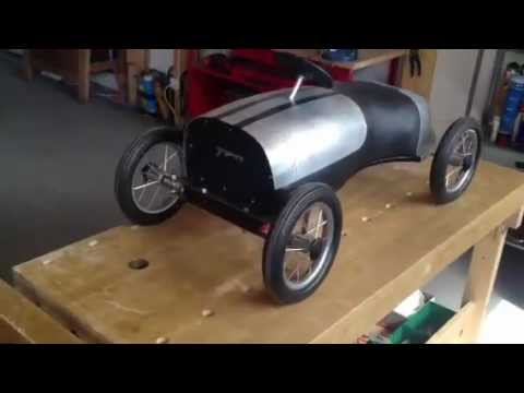 Diy pedal car for adults