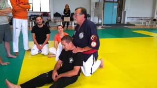 Video Shime Waza (étranglement) et Kuatsu par Jean-Paul BINDEL, Hanshi download MP3, 3GP, MP4, WEBM, AVI, FLV Juni 2018
