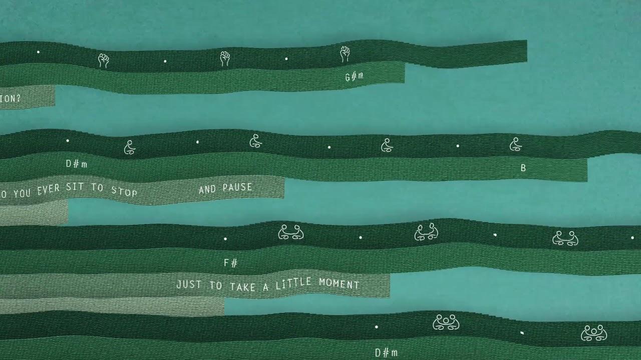 Arti Terjemahan Lirik Lagu Bruno Major - Tapestry