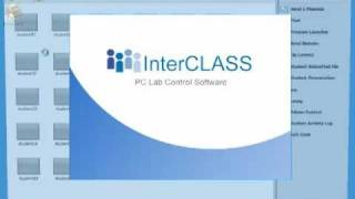 Overview of the InterCLASS Classroom Management Software