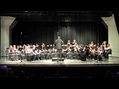 Sonata for Winds - Kanapaha Middle School Symphony Band