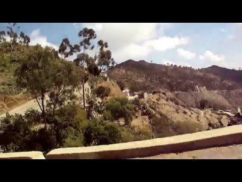 NOMADIC TRAVELS: ERITREA~Drive to Redsea coast of Massawa via Asmara Part 3