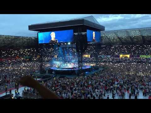 Take That At The Liberty Stadium, Swansea