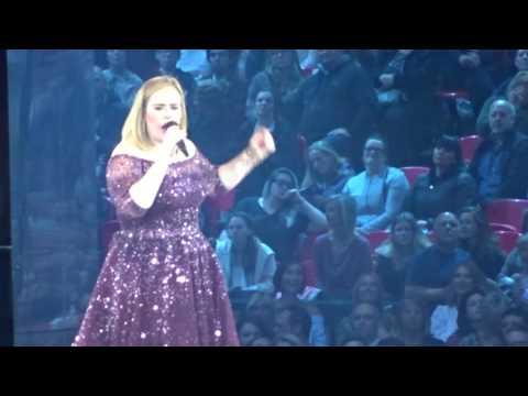 Adele @ Wembley Stadium - Don't You Remember