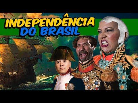 Vamos rir!! Rossicléa lança Vlog e o tema de estreia é a Independência do Brasil