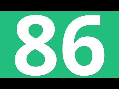 How To Pronounce 86 - Pronunciation Academy