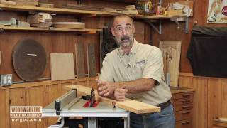 Function Of Riving Knives For Table Saws