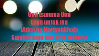 Lyrics umi tsumma umi song dan terjemahan indonesia Mp3