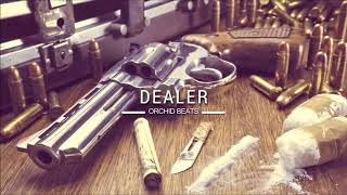 """[FREE] Hard Fast Booming Trap Rap Type Beat """"DEALER""""    Orchid Beats"""