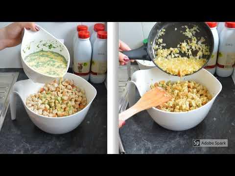 Knödel Rezept / How to make Knödel