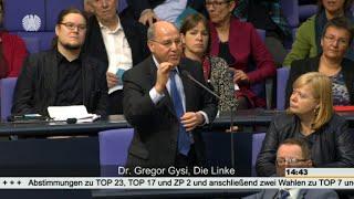 Eklat im Bundestag: