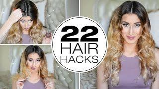 22 Hair Hacks For Thin Hair